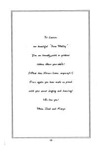 Hello Dolly Program p018