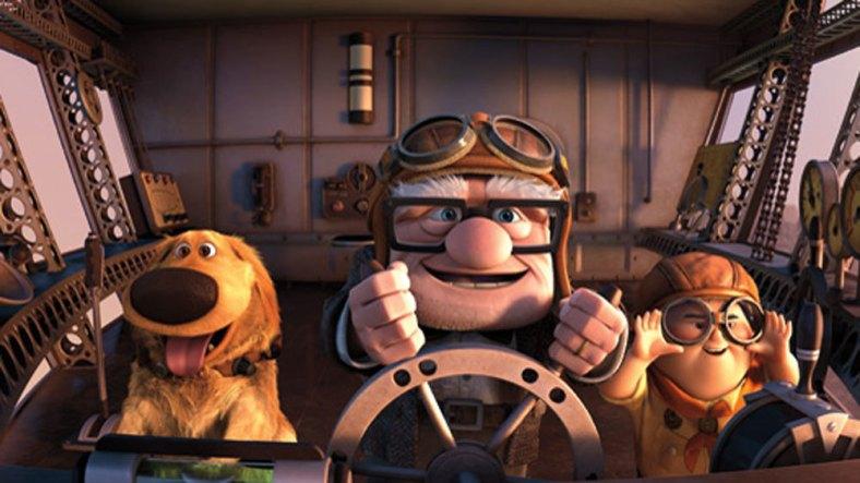 Disney Pixar Movies