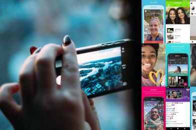 Mobile Live Streaming Apps