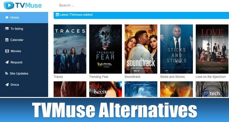 Best 15 TVMuse Alternatives Sites in 2020