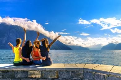 Top 7 Destinations For A Great Girls Getaway
