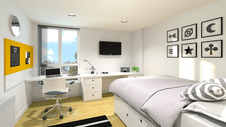 Where Can You Get Best Students Accommodation In Edinburgh?