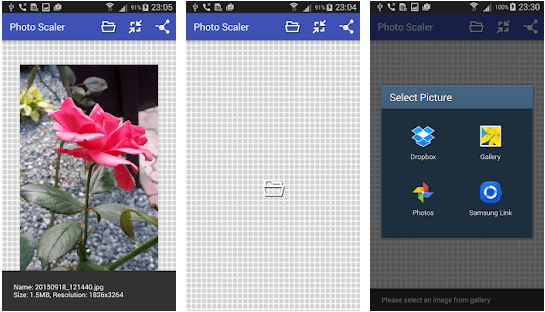 Best 10 Photo Resizer Apps For Android And iPhone
