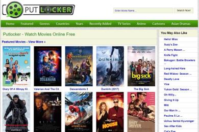 Best Working PutLocker Proxy & Mirror Sites