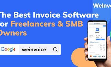 WeInvoice Review: Top-rated Software with Free Invoice Template