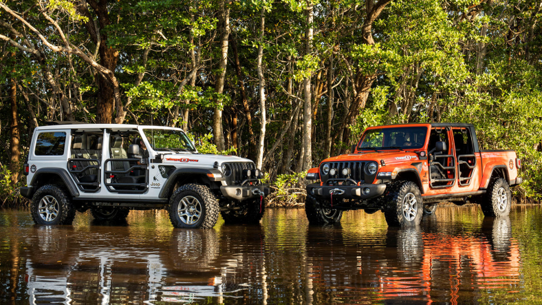 Best Lift Kits for Jeep Gladiator and Wrangler