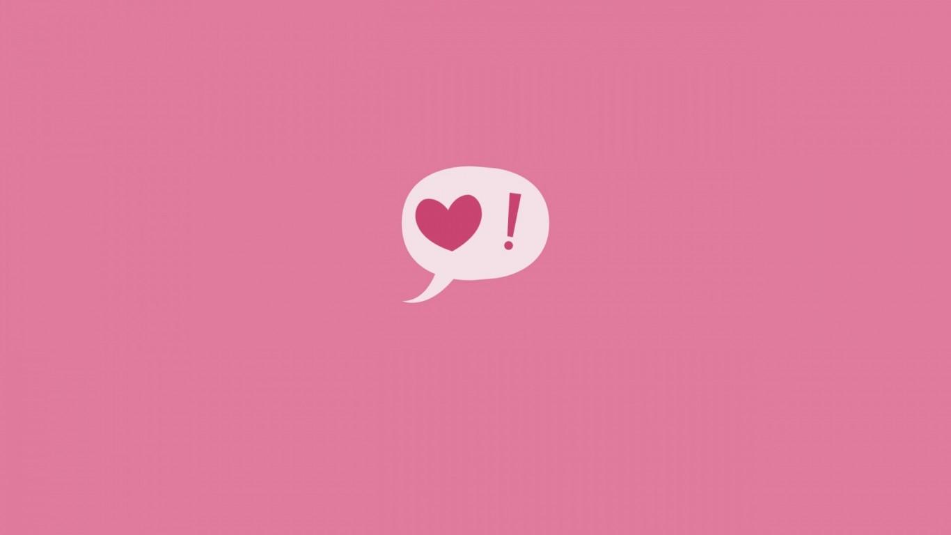 Totoro Iphone X Wallpaper Pink Love Background Hd Wallpaper
