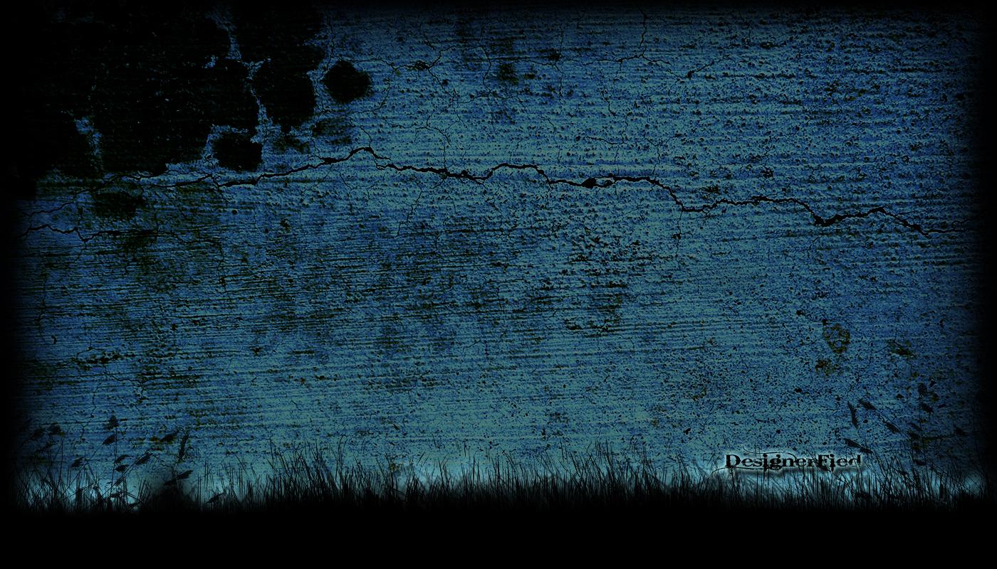 blue vintage grunge website