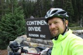 One of the many Continental Divide crossings