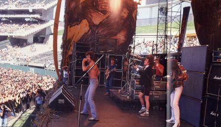 19780902  USA Oakland Oakland Stadium Day On The