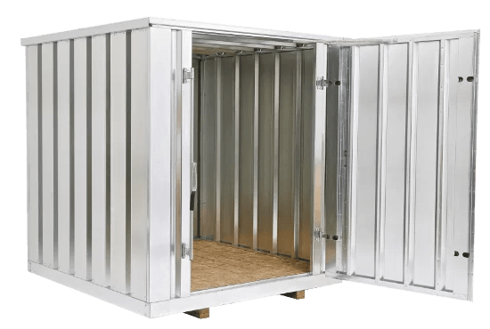 Portable Steel Storage Containers Metal Sheds Shed Kits