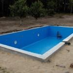 Izolacja niecki basenowej
