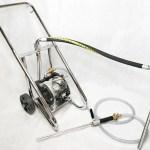 Pompa do iniekcji płynów, kremów i zapraw