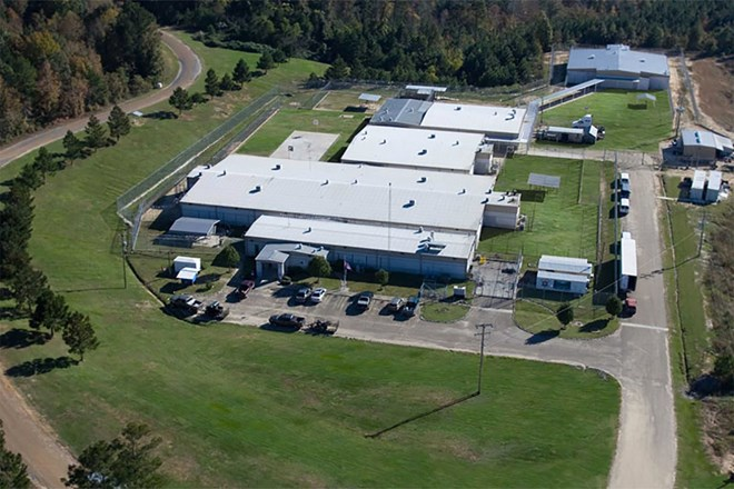 ICE is holding Somalia detainees from Minnesota in the for-profit Catahoula Correctional Center, in Louisiana Credit: Photo courtesy of Catahoula Correctional Center