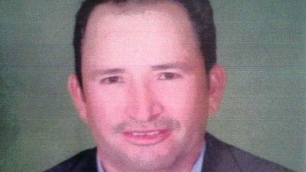 Murder victim Reynaldo Pacheco, who invested in the Ponzi scheme