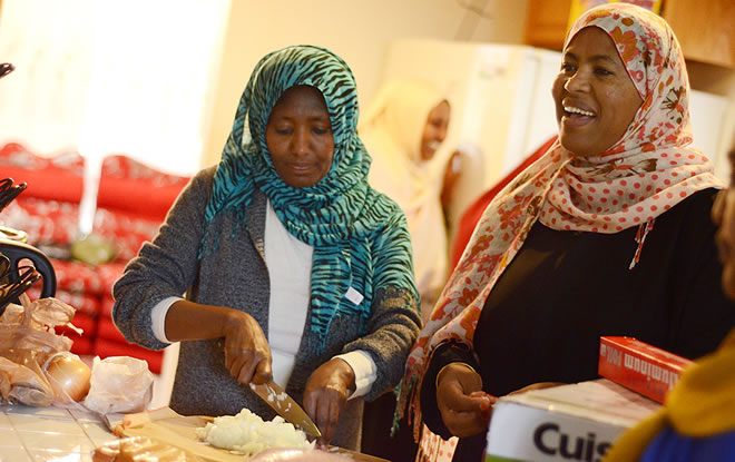 Somali Cooking For East African Women Moving From