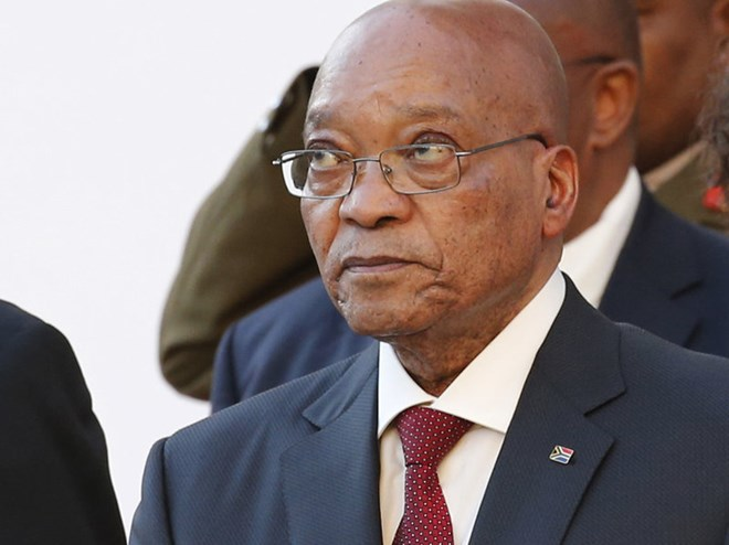 South African President Jacob Zuma Must Pay Up. Top Court Says