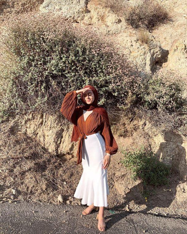Chic Summer Hijab Style Ideas 2020