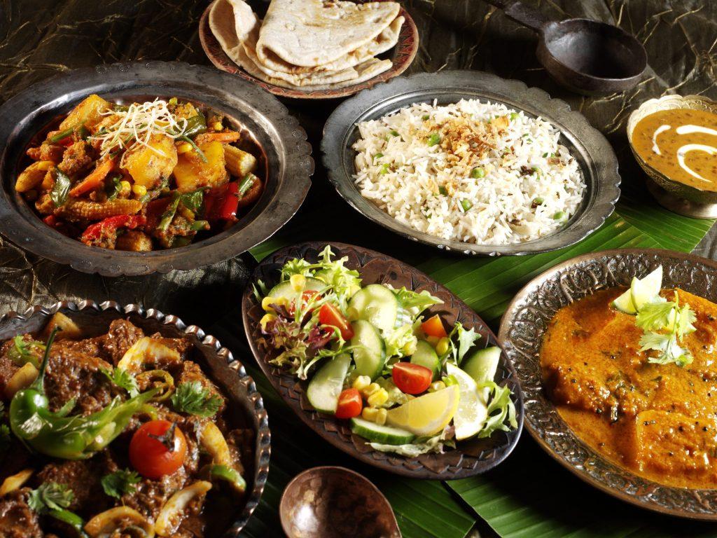 Halal Food in Madrid- Bombay