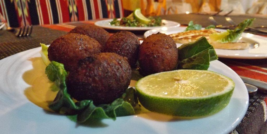 Halal Food in Madrid: Alquds