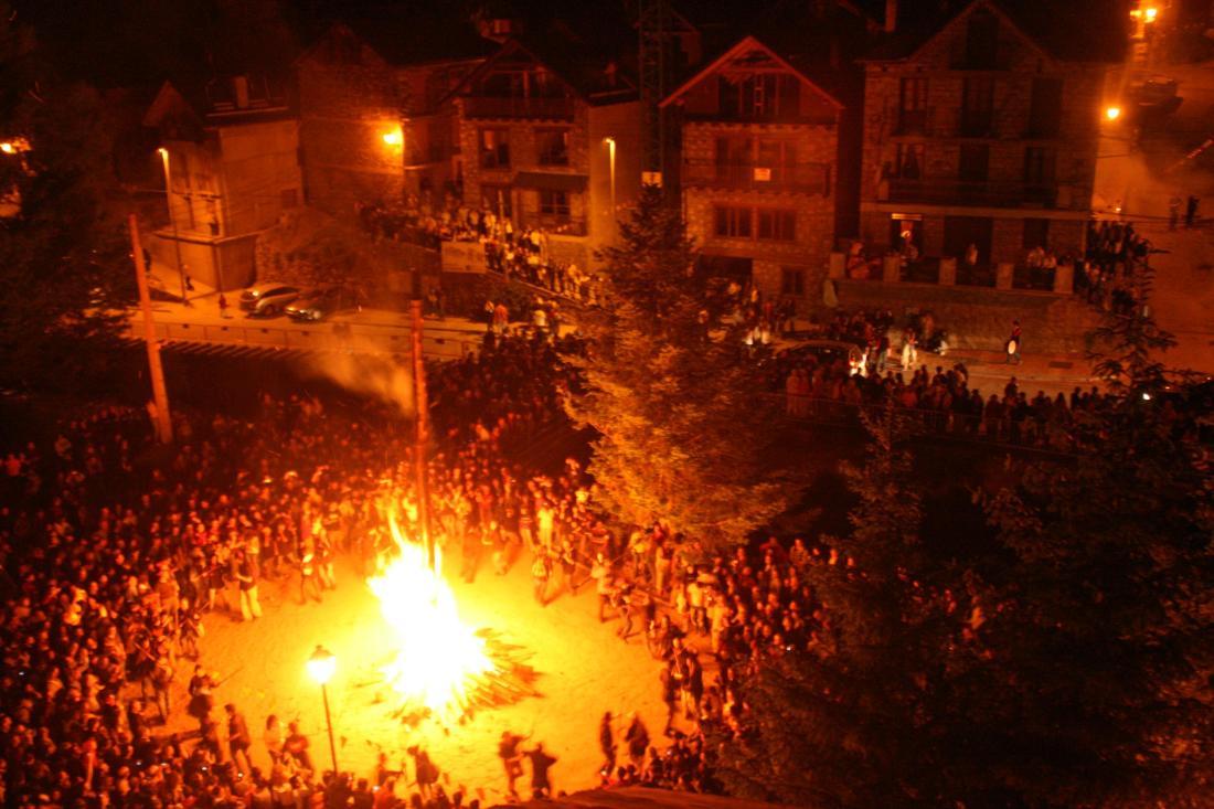 Spain Itinerary-San Juan Festival