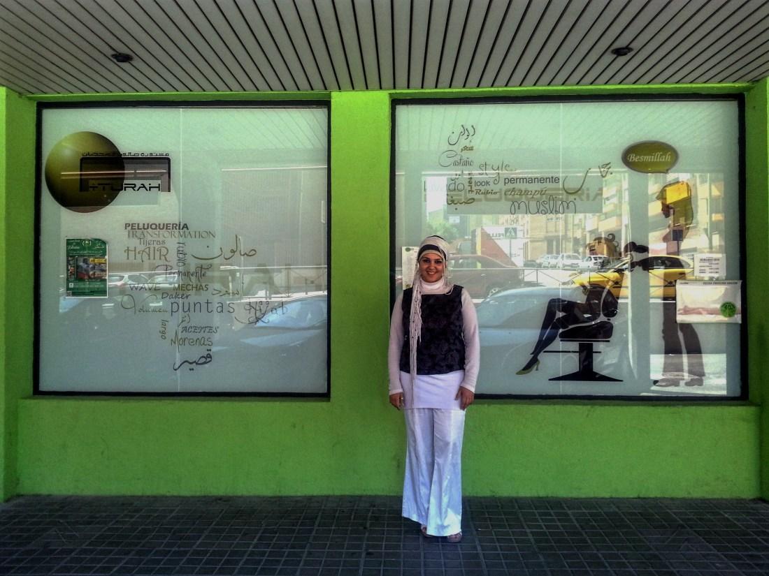 Spanish Entrepreneur: Yasmin