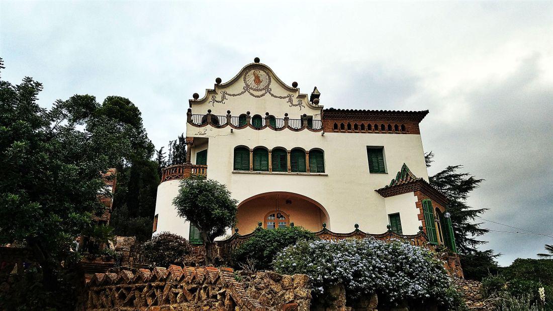 Antoni Gaudi's house