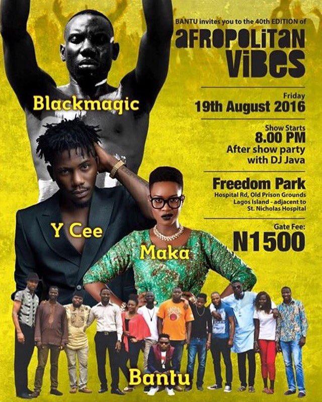 Fun Places in Lagos: afropolitan