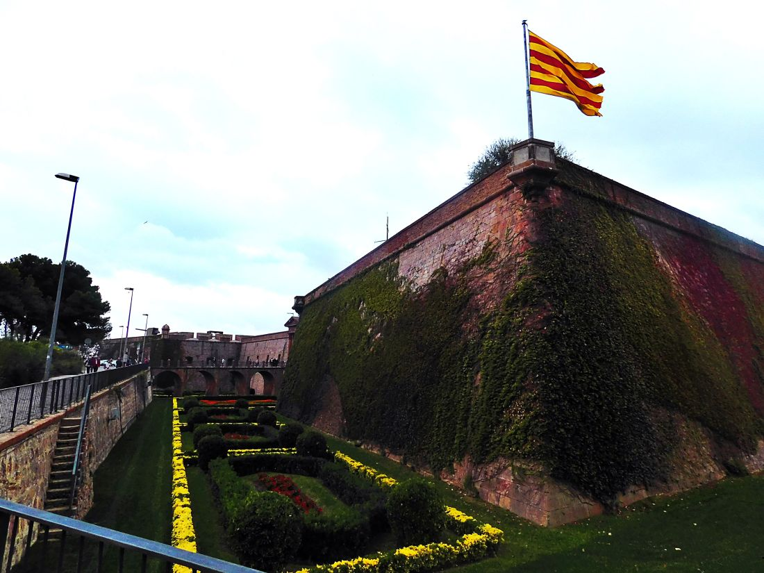 3 Day Barcelona Itinerary: Castle Montjuic