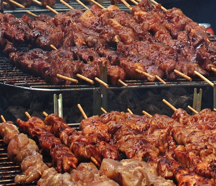Fun Places in Lagos: Suya