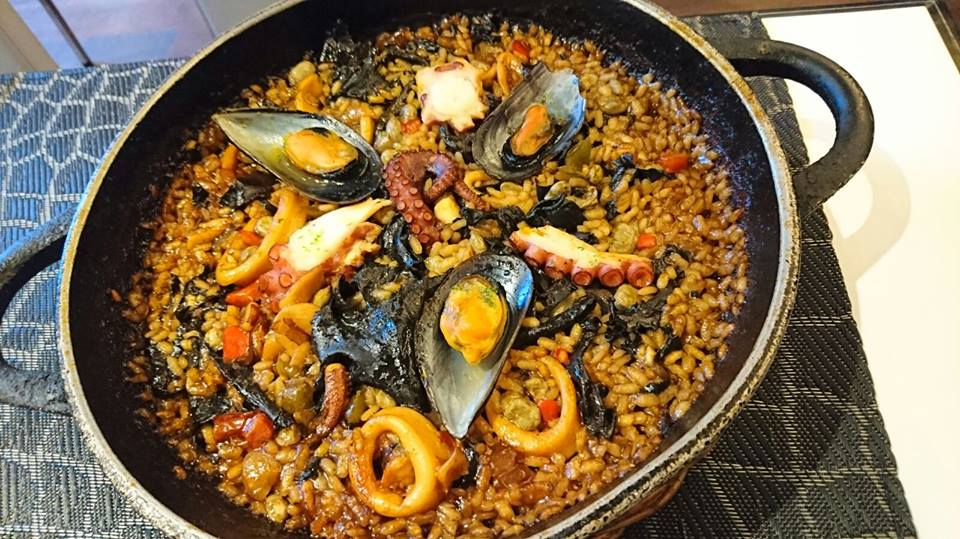 Halal restaurants in Barcelona: Ascent
