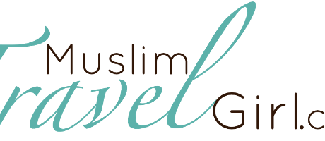 Muslim Travel Girl