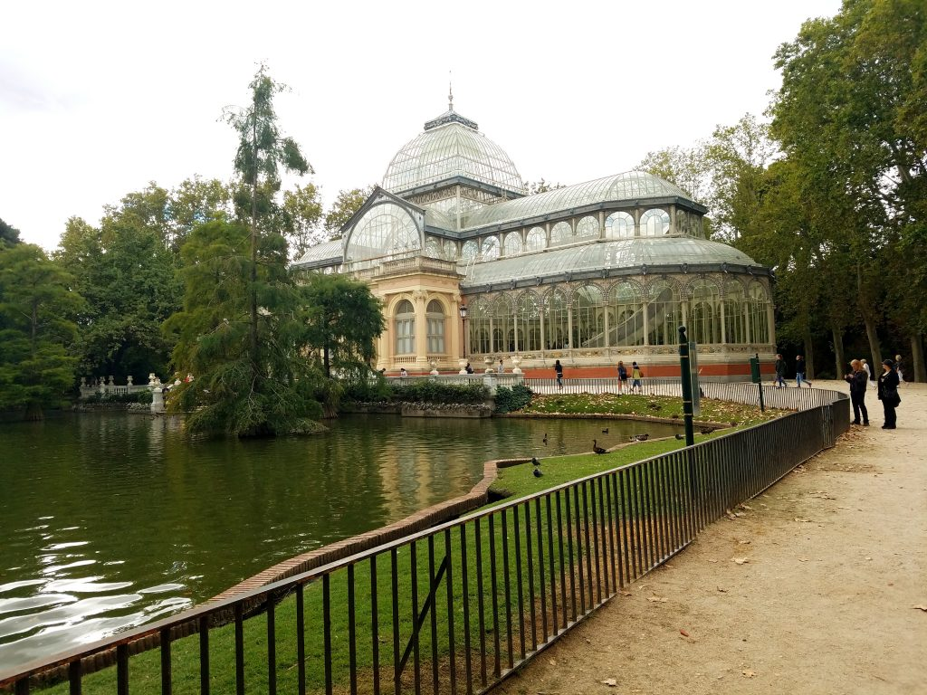 Halal guide in Madrid-Retiro