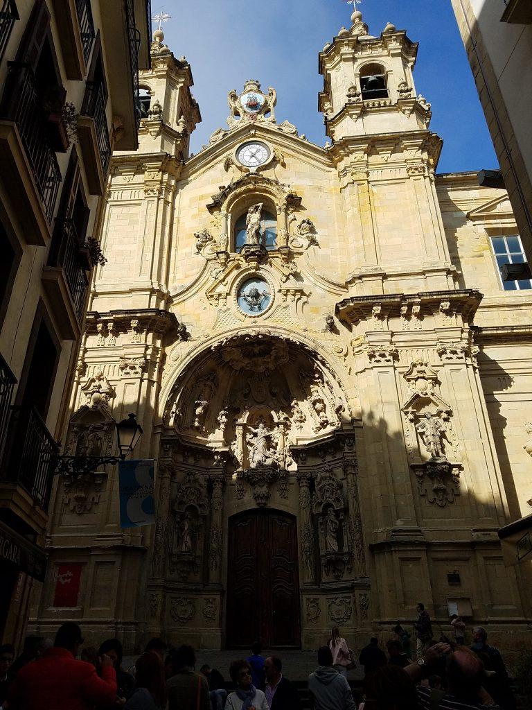 Basilica Mary of the chorus