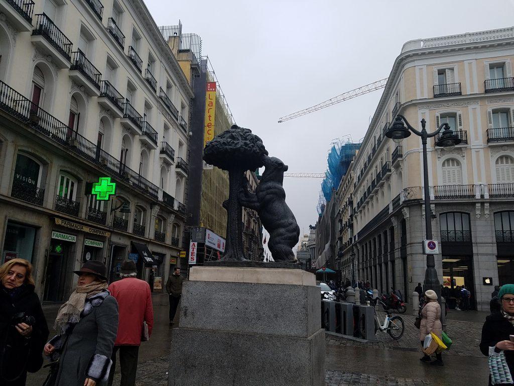 Halal guide in Madrid- Sol