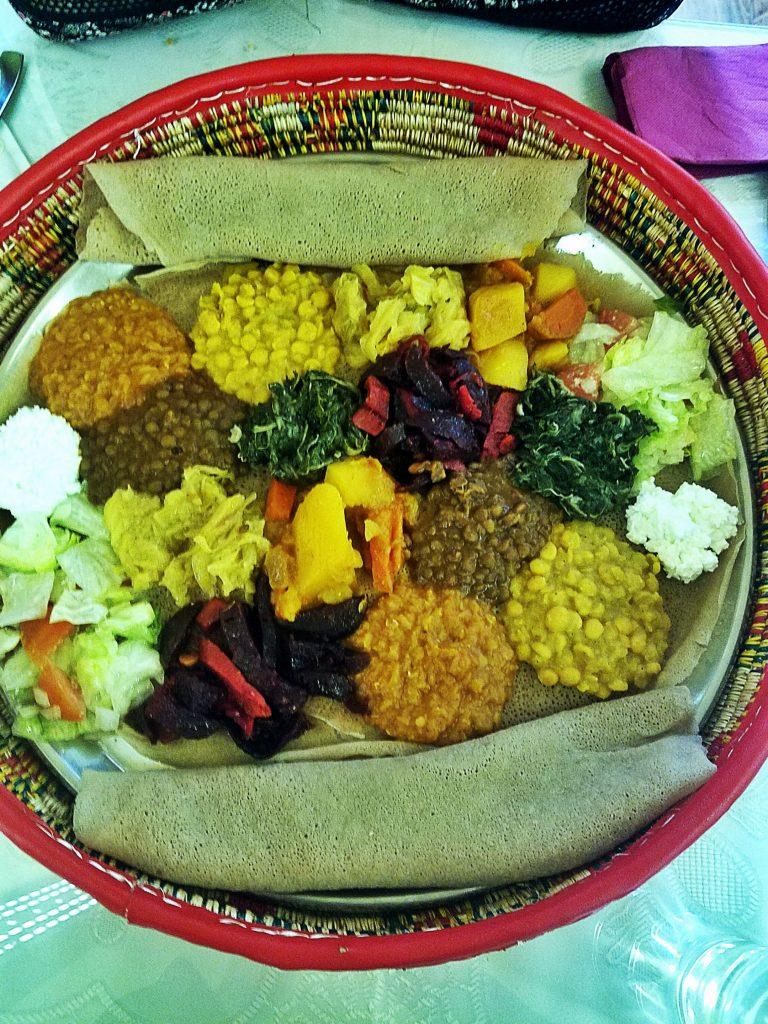 Halal Guide in Madrid- Nuria Etiope