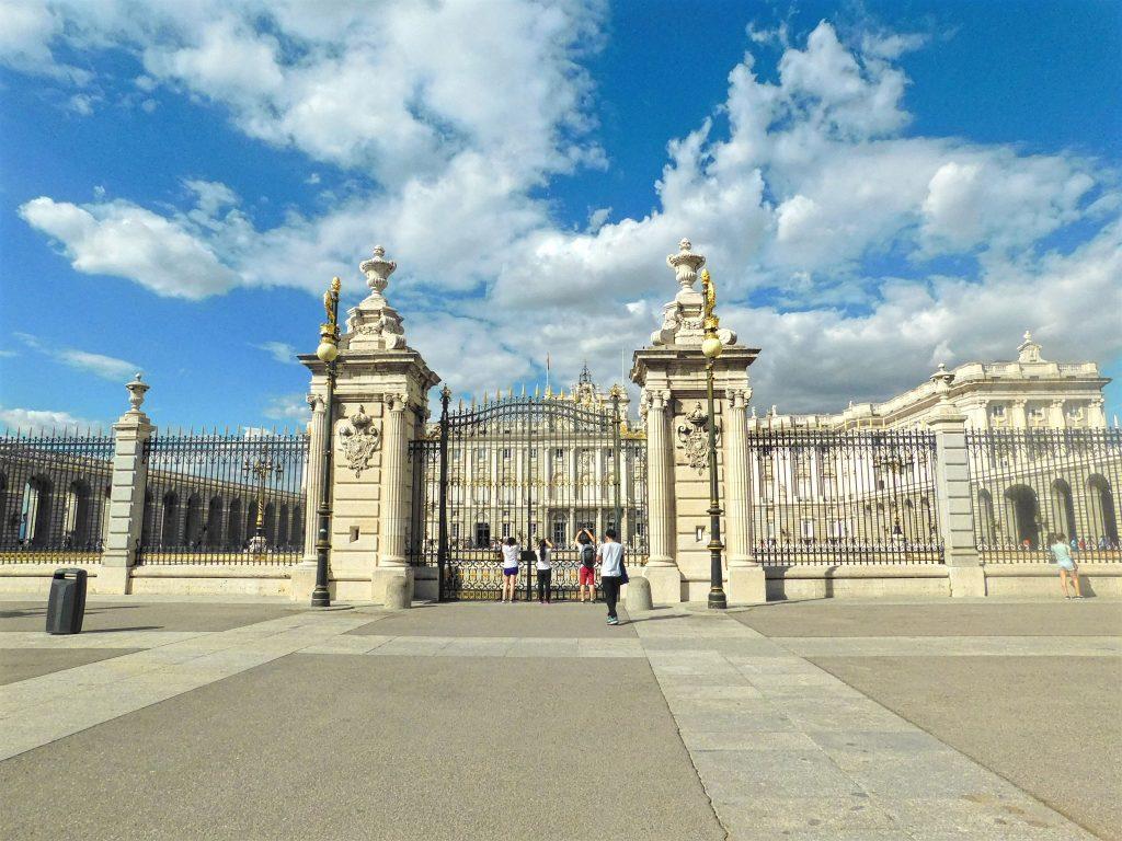 Halal Guide in Madrid-Palacio Real