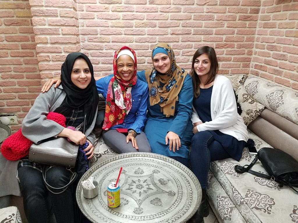 Is Istanbul safe for a woman to travel alone?- Yildiz and co.