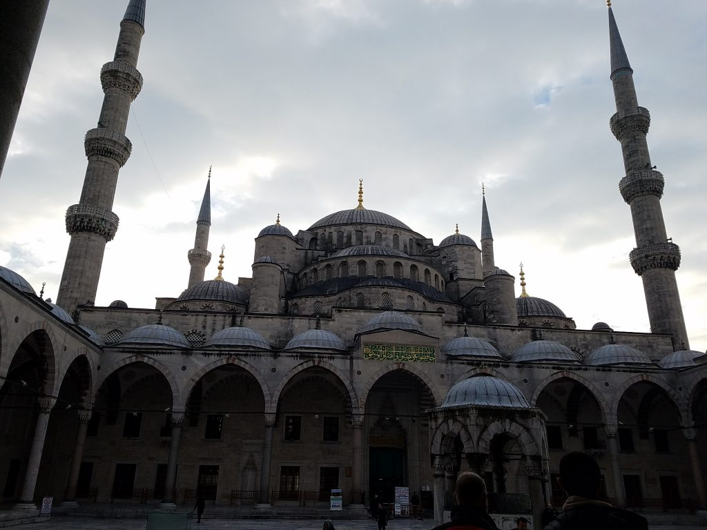 Istanbul Itinerary: Blue Mosque