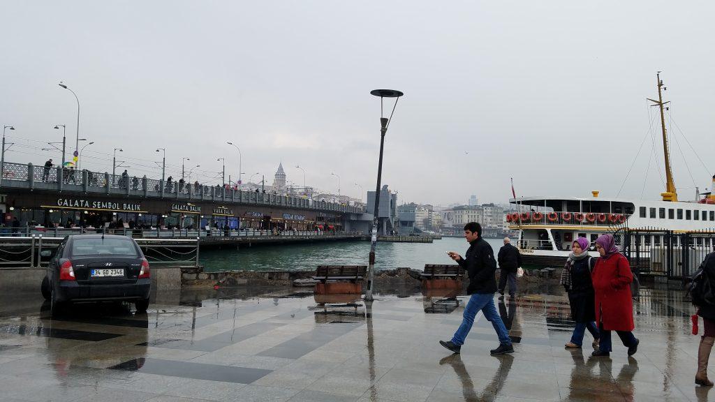 Istanbul Itinerary: Balik Ekmek