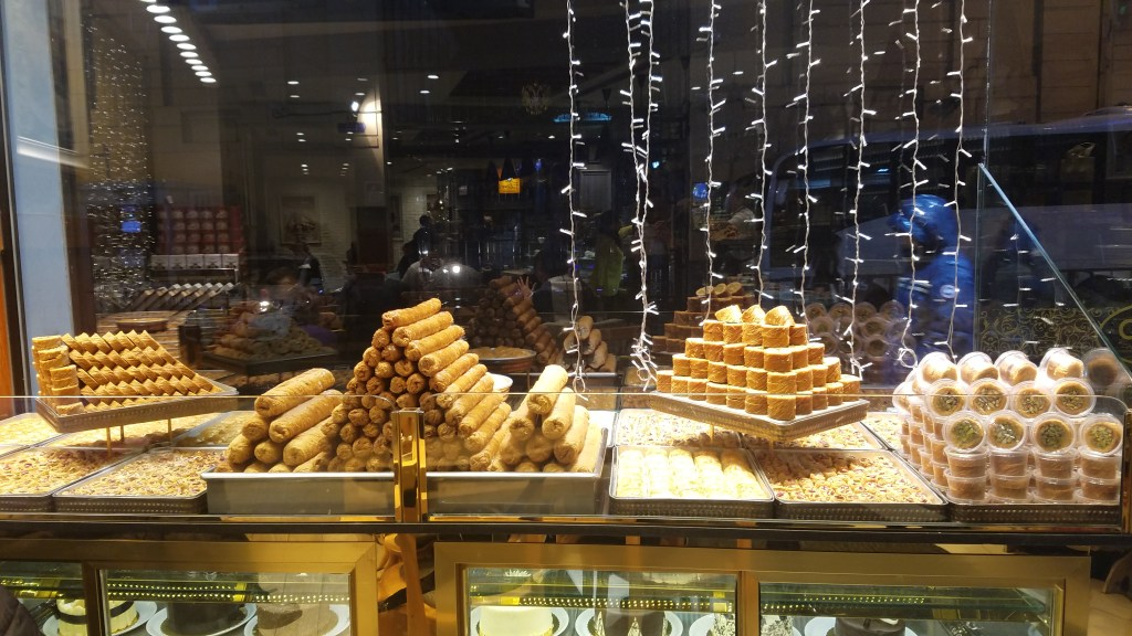 Is Istanbul safe for a woman to travel alone?; sweets