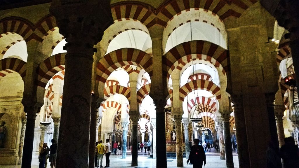 History of Moors in Spain: Cordoba Mosque