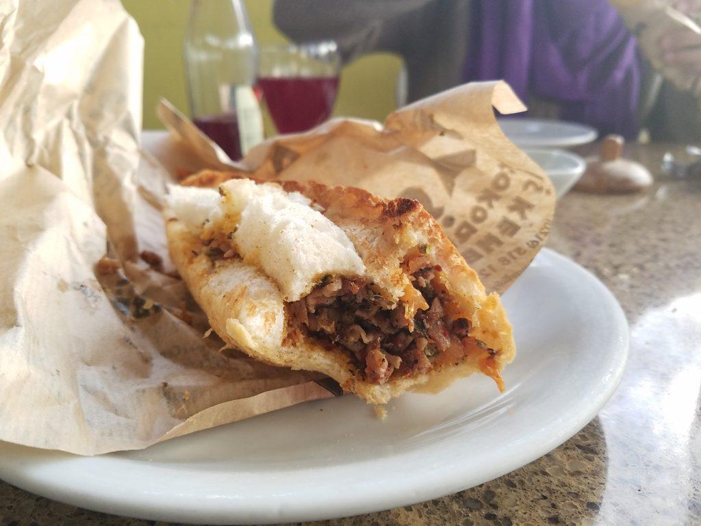 Traditional Turkish Foods: Kokorec