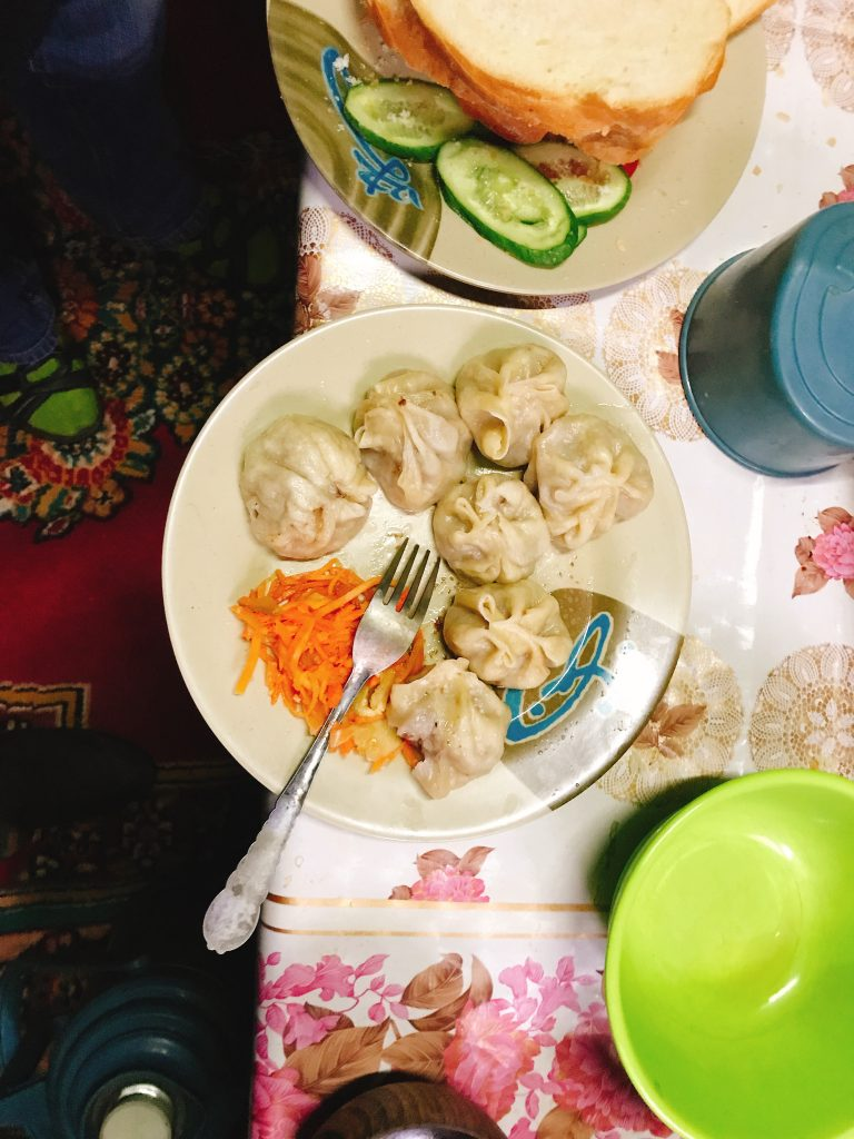Nomad in Mongolia: Food
