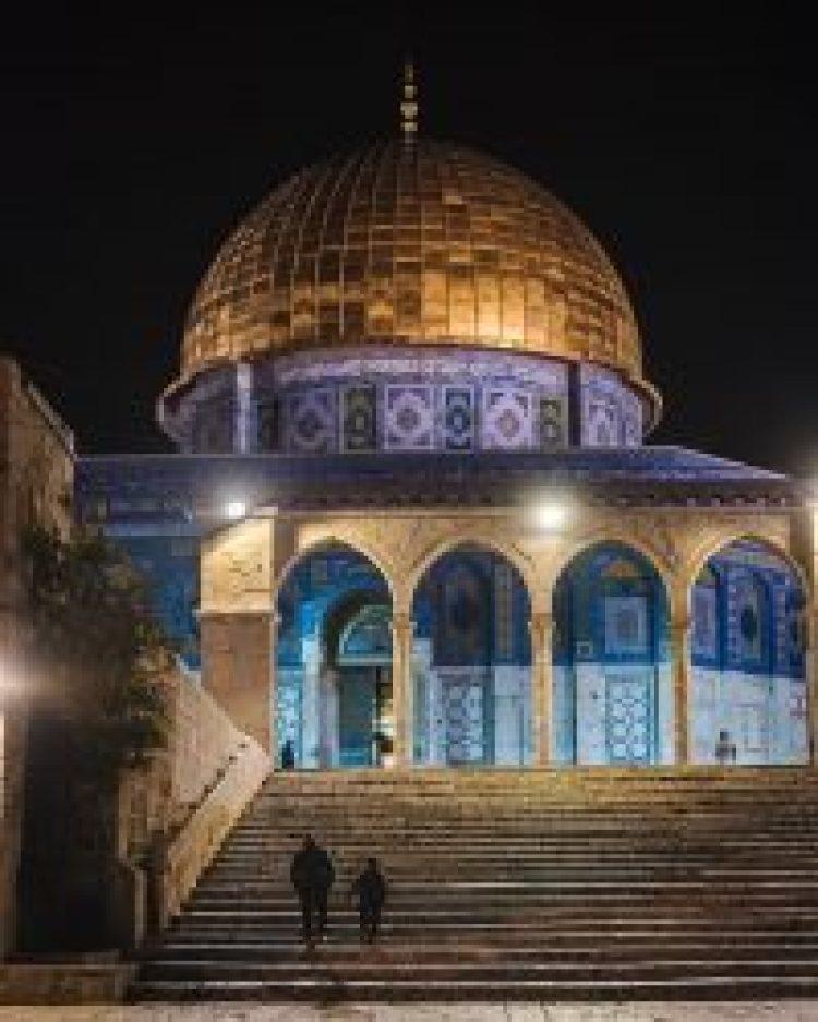 Jerusalem- Al Aqsa