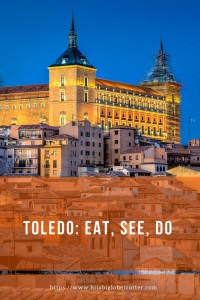 Things to do in Toledo, Spain: Pinterest