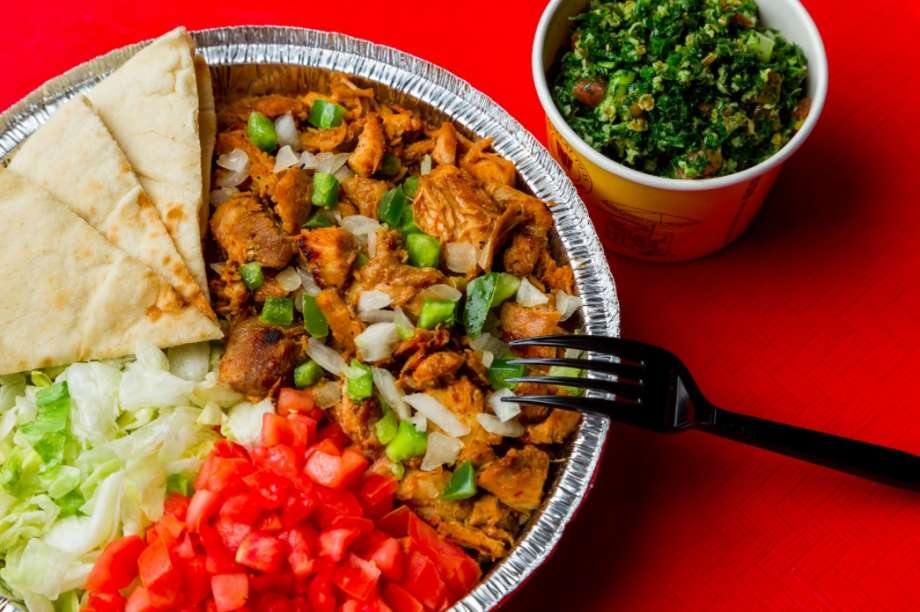 Halal restaurants in Toronto- The Halal Guys