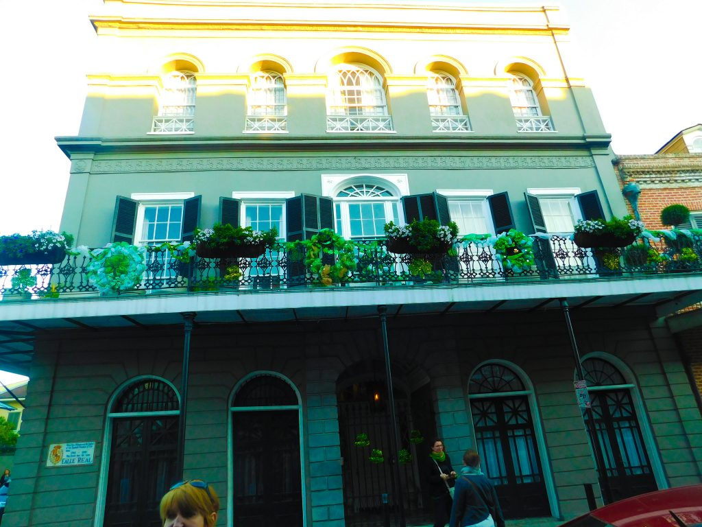 New Orleans Itinerary: Ghost Tour