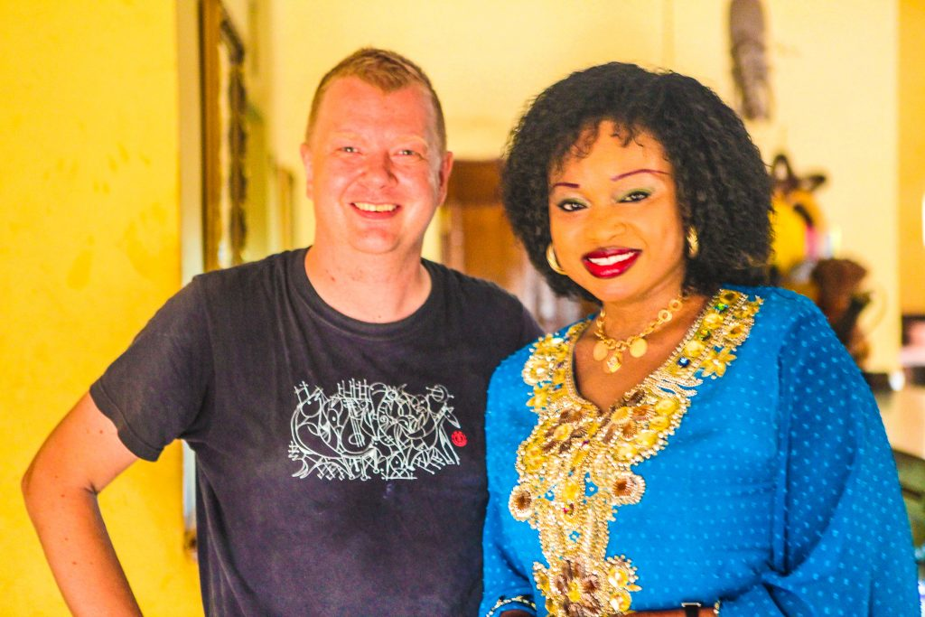 Interesting facts on Mali: Magnus with Oumou Sangare