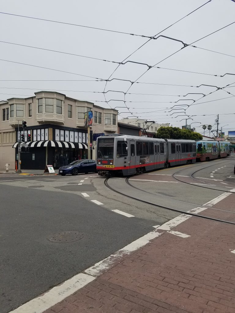 San Francisco Itinerary for 4 days: Muni Transport